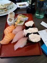 Macleod Sushi & BBQ (visit 2) - pix 09 - variious sushi