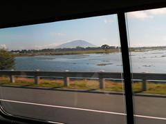 The flood plains of Pampanga