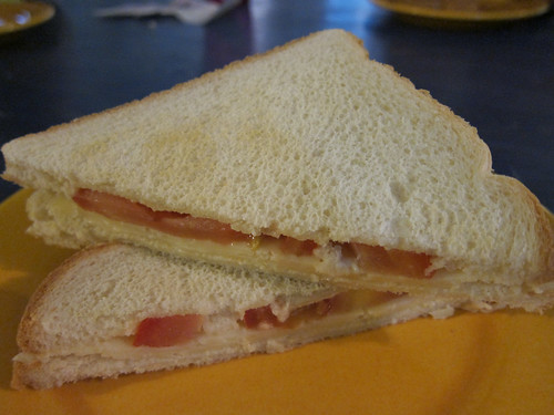 Tomato & Havarti Sandwiches