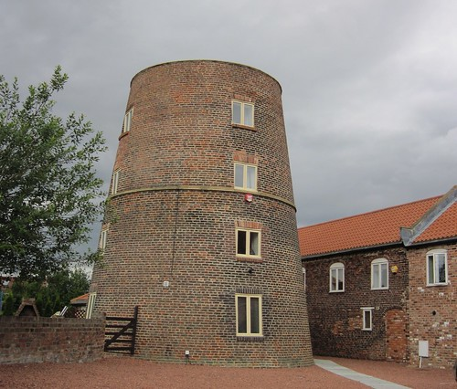 Sober Hall Windmill (Black Mill), Ingleby Barwick