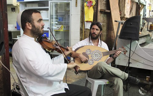 Oud and Fiddle Duo