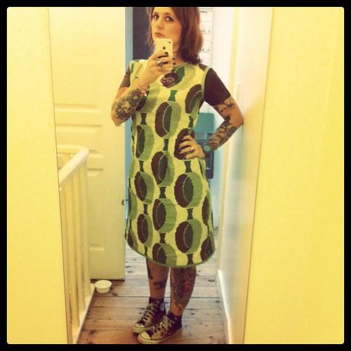 New #handmade  dress 2