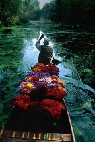 Lake is Kashmir