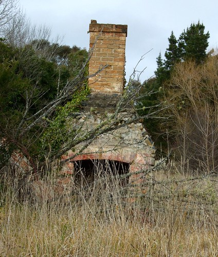 majors creek chimney