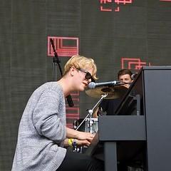 Tom Odell, Secret Garden Party 2011