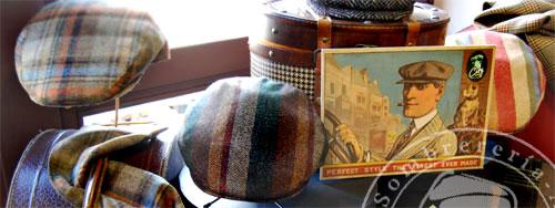 Gorras de City Sport en Sombrerería Albiñana
