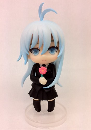 Swapping body with Nendoroid Petit Saihate Miku