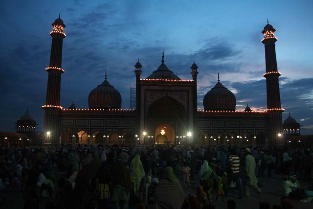 City Moment – Breaking the Fast, Jama Masjid
