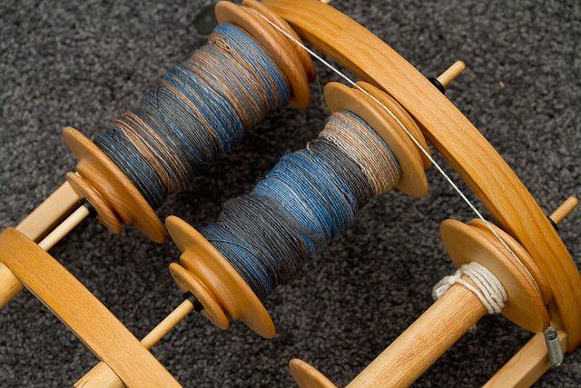 Thing a Week #16: Handspun