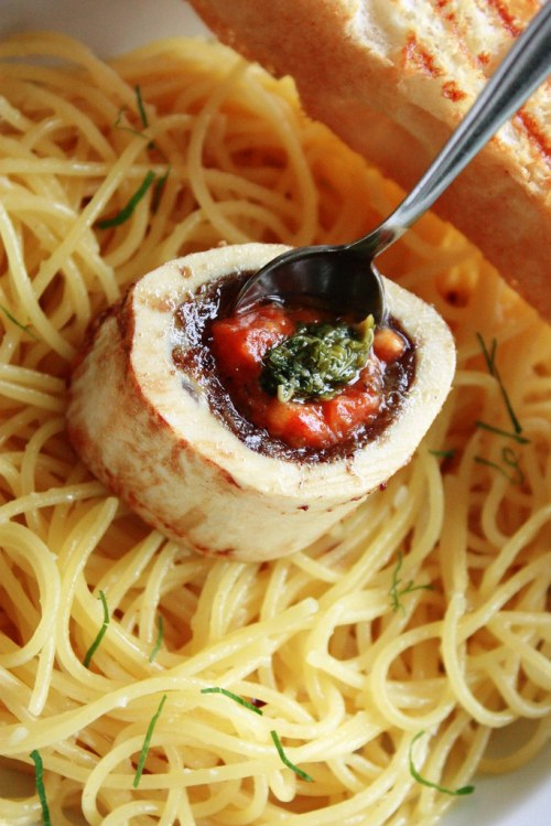 Cecile's Spaghettini 'Il Classico ala Chuva
