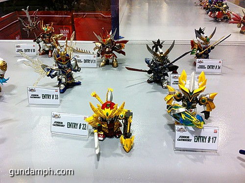 Additional Entries for Toy Kingdom SM Megamall Gundam Modelling Contest Exhibit Bankee July 2011 (29)
