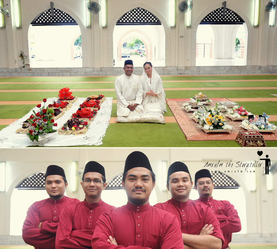 Malay Wedding Food: Amrufm The Storyteller