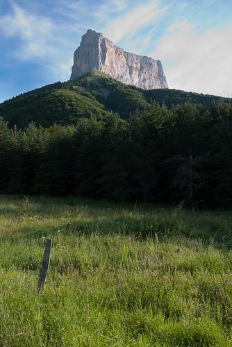 Le Mont Aiguille, by Ghusse, on Flickr
