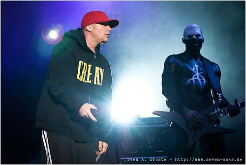 Fred Durst & Wes Borland / Limp Bizkit