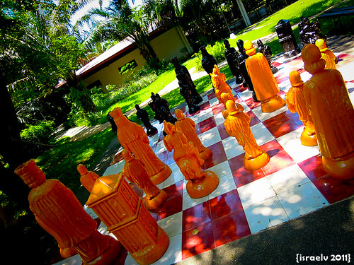 Giant Chess by israelv