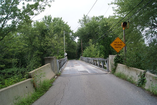 Bridge in Refuge in Clanton, Alabama