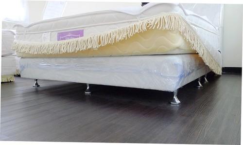 床架(床組=床底=下墊),彈簧下墊
