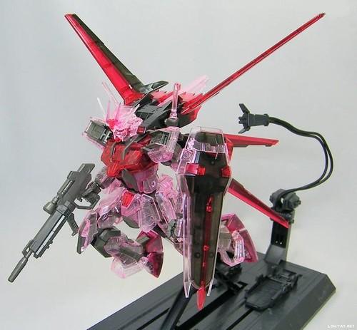 MG Strike Rogue # Clear Pink (2)
