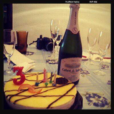 Feliz 35 Cumpleaños :) by Toni (encontrando la inspiracion :) )