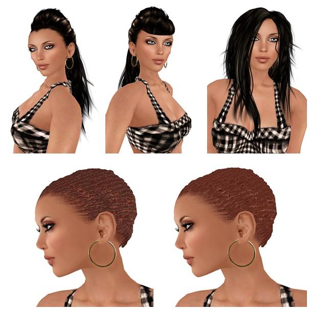 Hair Fair 2011 - Mina