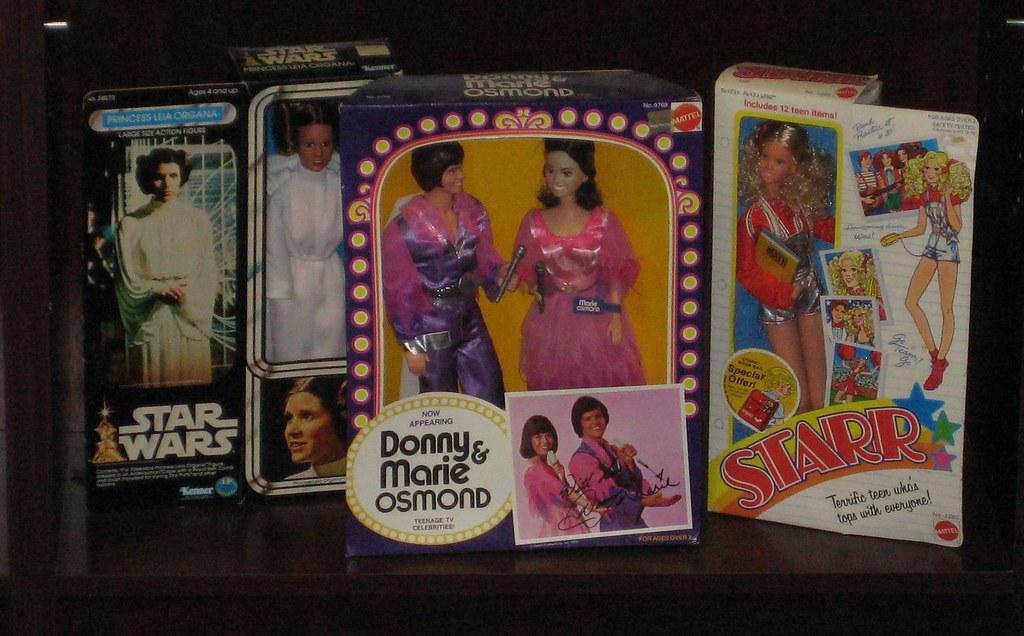 random dolls