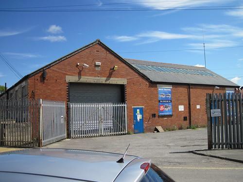 Thornaby Aerodrome, Station Workshops