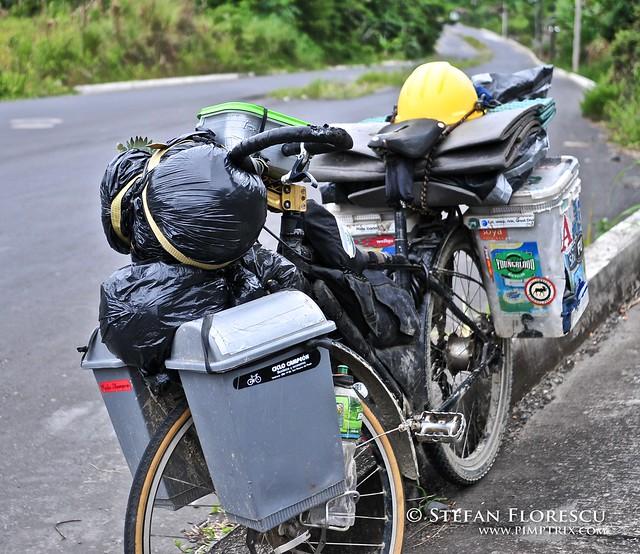 KLR 650 Trip Ecuador 99
