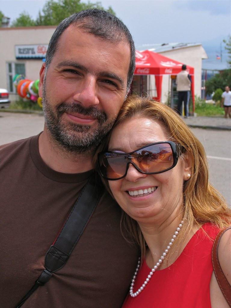Tante Léna et moi, Arménie