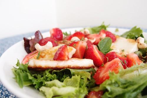Last summer salad