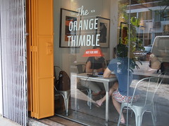 The Orange Thimble, Eng Hoon Street, Tiong Bahru