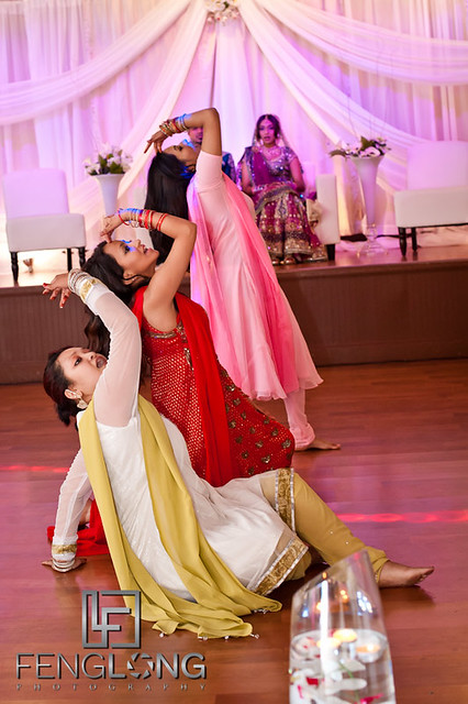 Bollywood Dance at Amir + Nasrine's Indian Wedding   5th Avenue Event Hall - Buford, GA