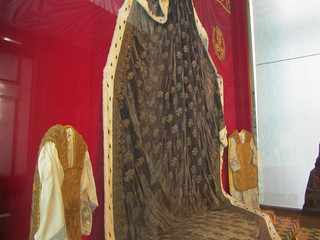 Coronation Robe of French Monarch