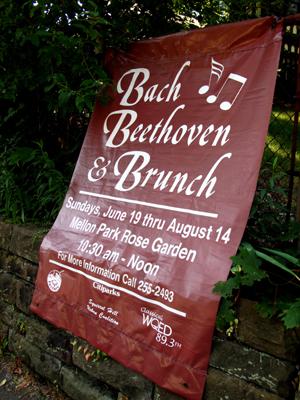 Bach, Beethoven & Brunch