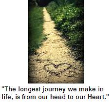 heart path quote