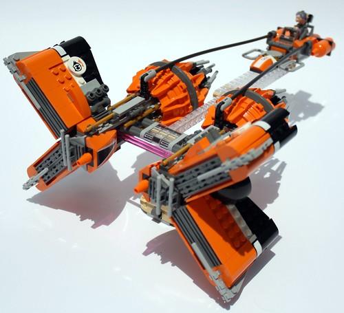 Sebulba's Pod Racer
