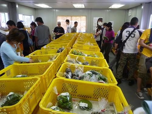 採れたてランド高田松原, 陸前高田でボランティア Volunteer at Rikuzentakata, Iwate pref, Deeply Damaged Area by Japan Quake