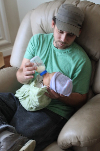 Sagan - Day Twenty-One - With Uncle Jay (Portrait)
