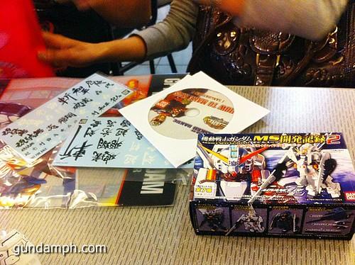 Free SD Astray Red Frame at TK Gundam Detailing Contest Caravan (32)