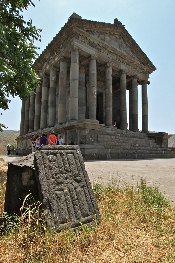 Temple de Garni, Arménie