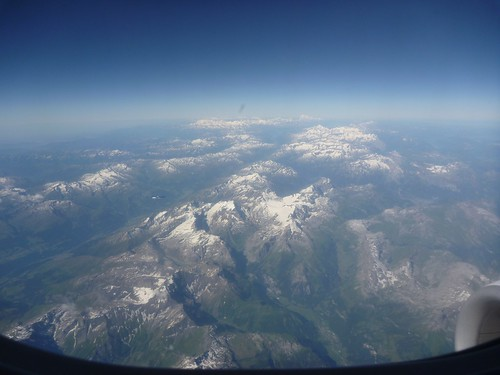Alps - From Paris to Verona