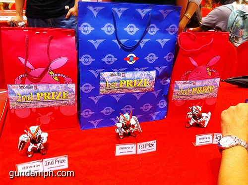 Free SD Astray Red Frame at TK Gundam Detailing Contest Caravan (20)