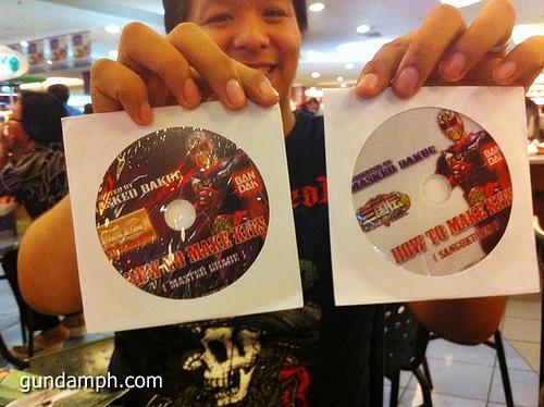 Free SD Astray Red Frame at TK Gundam Detailing Contest Caravan (36)