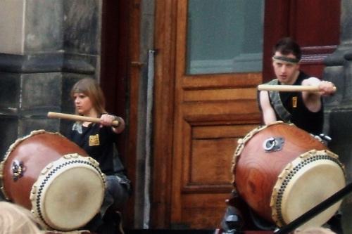 Taiko Drummers1