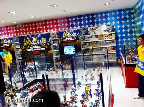 Toy Kingdom Gundam Modelling Contest Awarding Ceremony July 2011 (12)