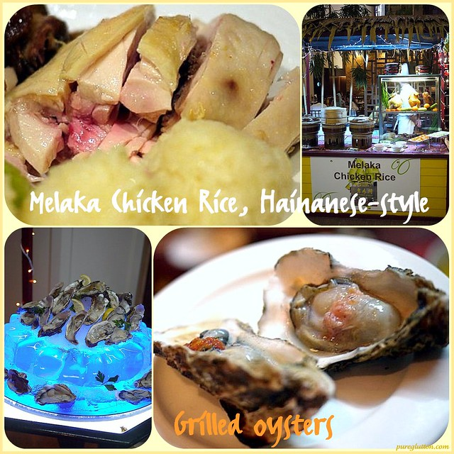 chic n oysters collage