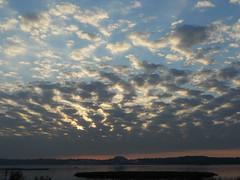Bike Commute 108: Morning Skyscape by Rootchopper