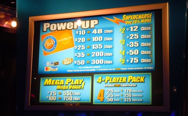 How Much Does Dave And Busters Cost To Play Games Inttopp
