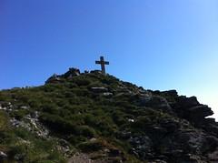 Karnischer Höhenweg, Pfannspitze