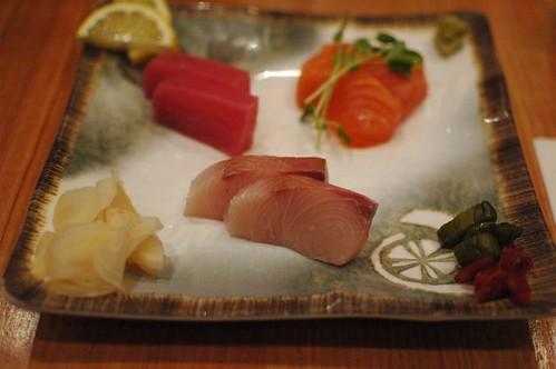 Sashimi combo (7 pcs)