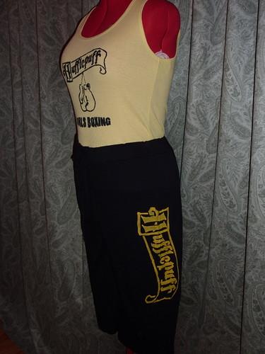 Hufflepuff Girls Boxing Gear